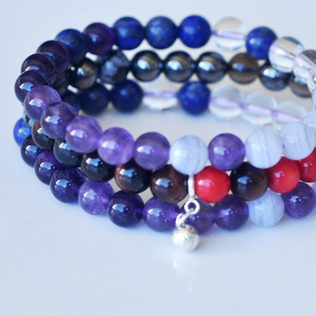 Bespoke Bracelet Stack with FREE CHAKRA DECK