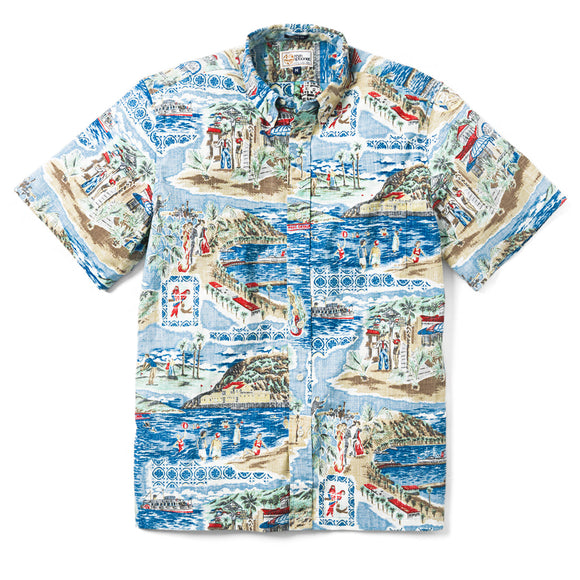 Catalina 2019 Button Front Men's Shirt