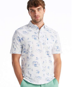 Drifter Men's Polo