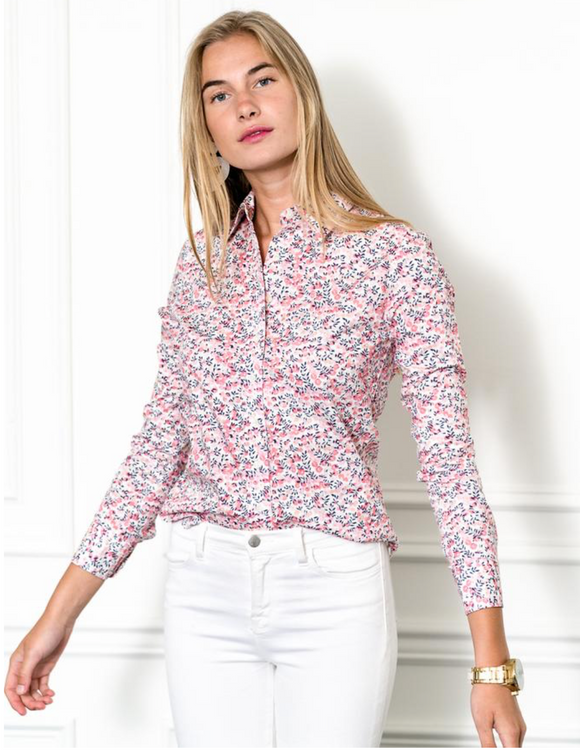 Cherry Blossom Ladies Shirt
