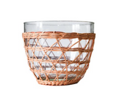 Medium Rattan Cage Salad Bowl