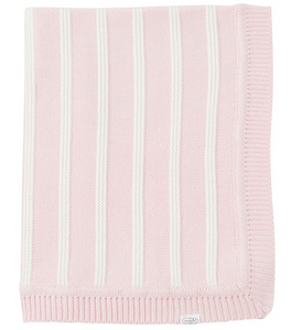 Striped Infant Blanket