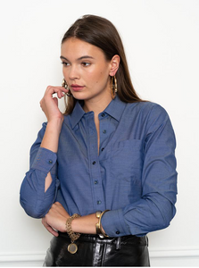 The Chambray Ladies Shirt