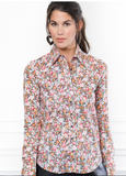 Floral Icon Ladies Shirt