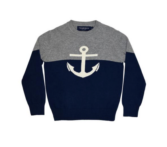 Anchor Toddler Sweater
