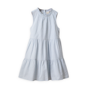 Hattie Seersucker Toddler Dress