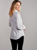 Windowpane Ladies Shirt