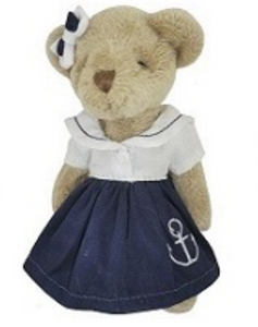 Girl Sailor Bear
