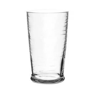 Ribbed Acrylic Iced Tea