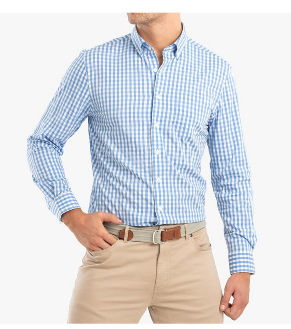 Chet Checked Mens Shirt