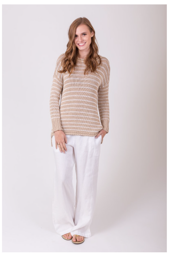 Relaxed Crew Ladies Sweaters