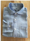 Linen EF Mens Shirt