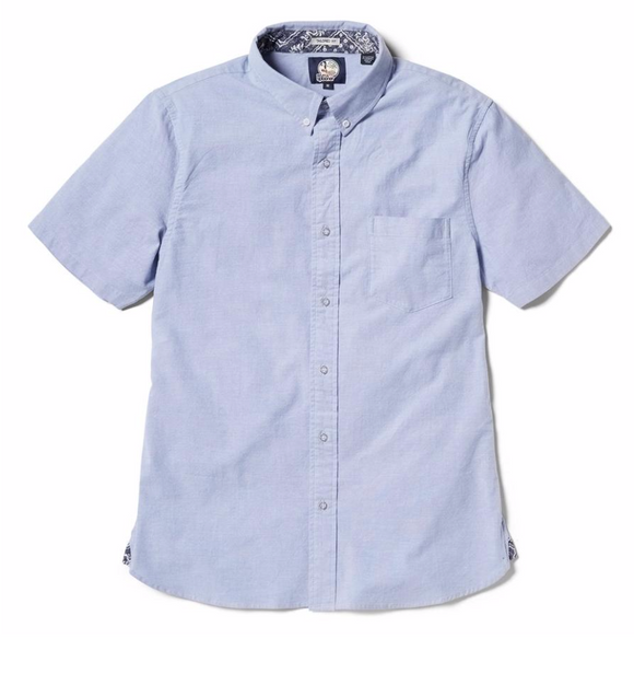Solid Oxford Mens Shirt