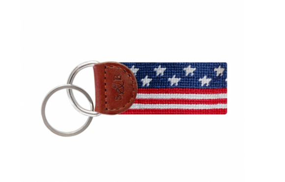 Old Glory Key Fob