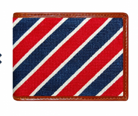 Patriotic Stripes Wallet