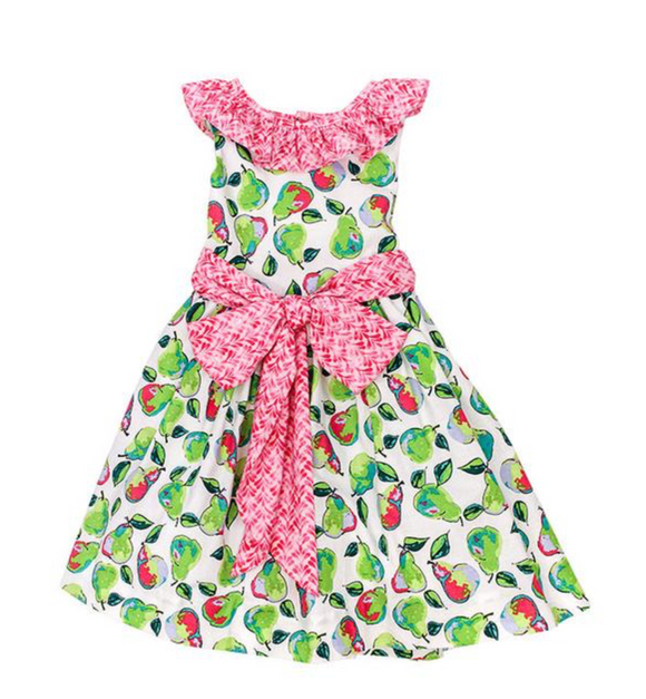 Carolina Pear Children's Dress