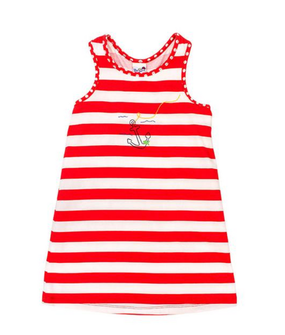 Anchor Stitch Children's Dress