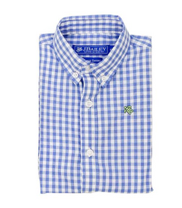 Checked Toddler Shirt