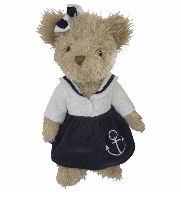 Sailor Bear Girl