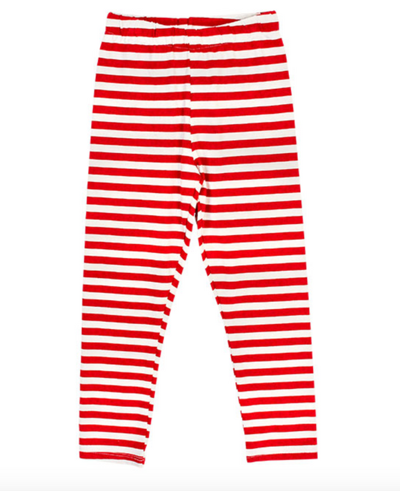 Striped Toddler Leggings