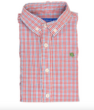 Plaid Children's Shirt