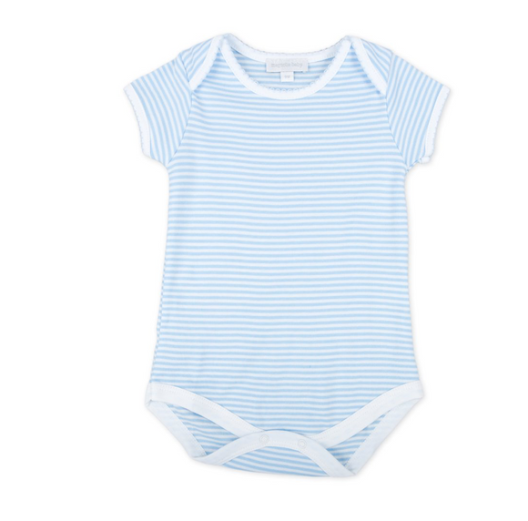 Essentials Stripes S/S Bodysuit