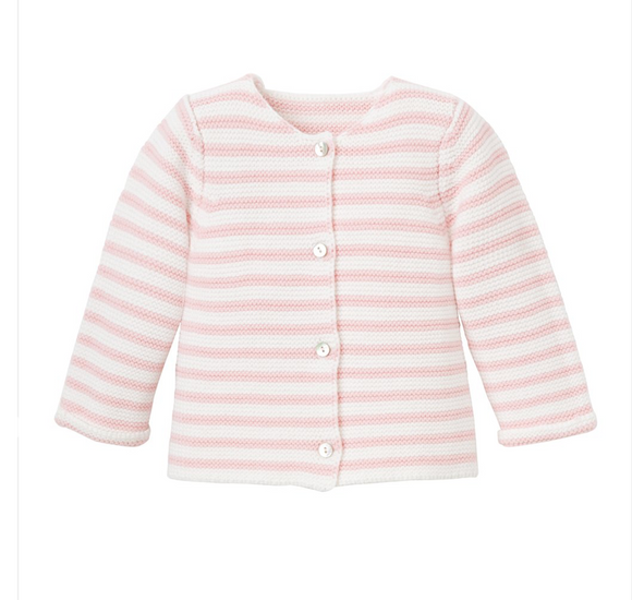 Striped Infant Sweater