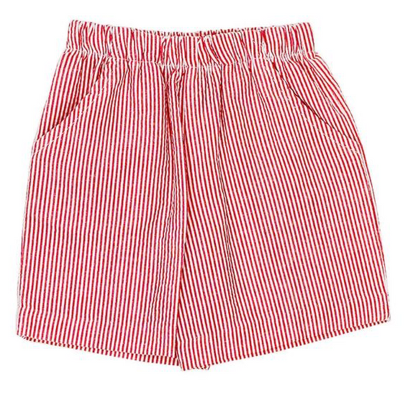 Seersucker Toddler Shorts