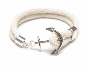 Rowe Anchor Ladies Bracelet