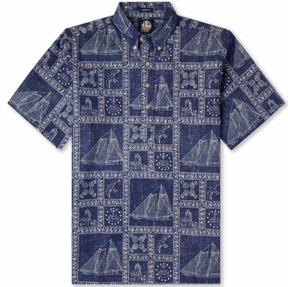 Newport Sailor Men's Shirt