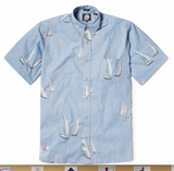 Regatta Button Front Men's Shirt