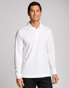 Advantage L/S Men's Polo