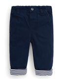 Jersey Lined Twill Children's Pants