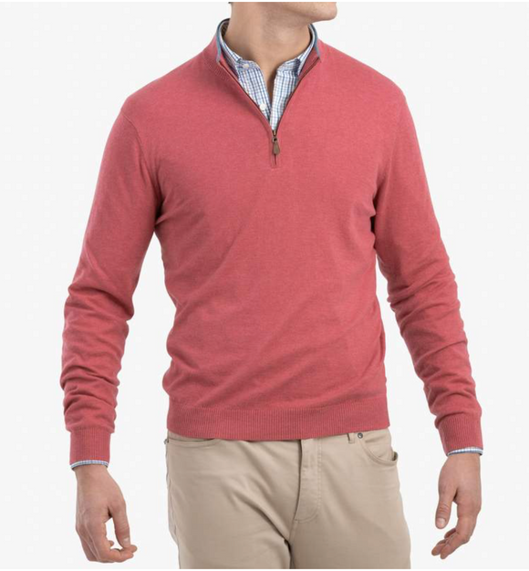 Bailey 1/4 Zip Men's Sweater