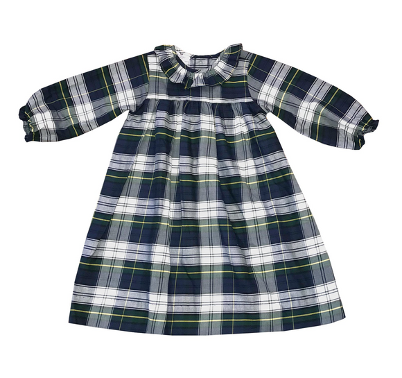 Riley Ruffle Toddler Dress
