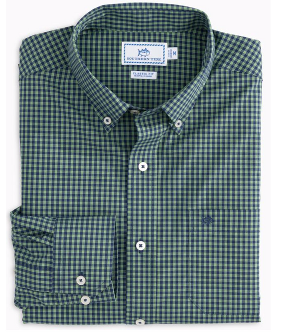 Asilomar Check Men's Shirt