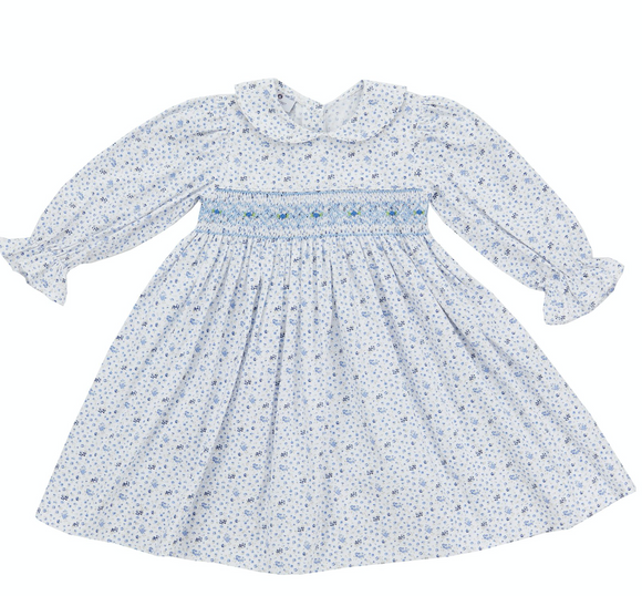Petite Floral Infant Dress