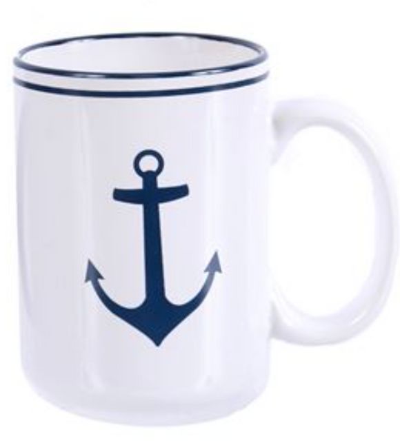 Anchor Coffee Mug