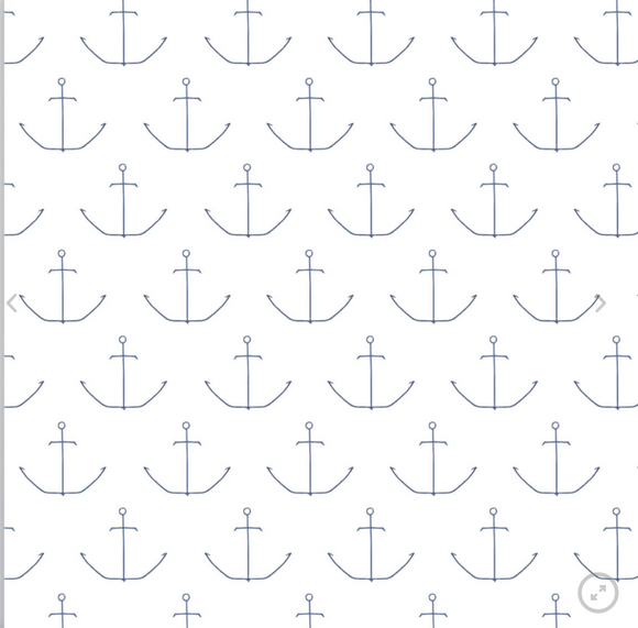 Anchor Gift Wrap