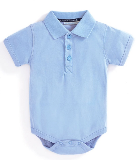 Polo Infant Onesie