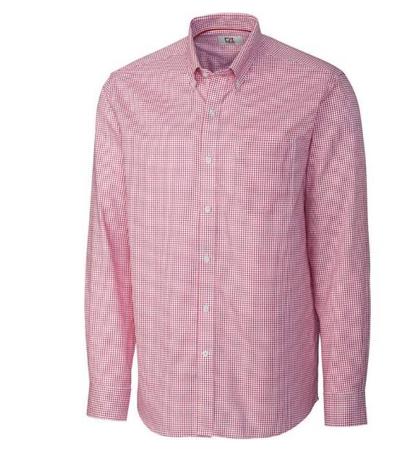 Easy Care Tattersal Men's Shirt