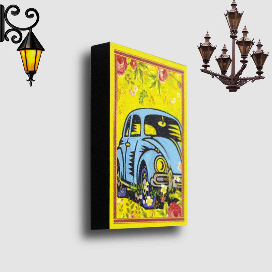 Truck art Inspired Vehicle Wall Frames