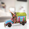 Handmade & Hand Painted Trucks