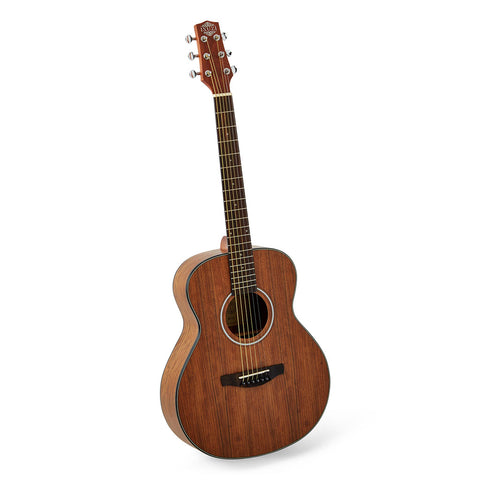 ISUZI M-72 Walnut Acoustic Guitar