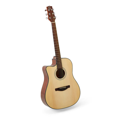 ISUZI M-90CLH Left-Handed Spruce Acoustic Guitar
