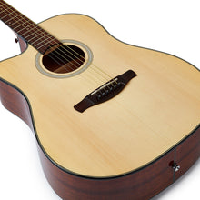 Load image into Gallery viewer, ISUZI M-90CLH Left-Handed Spruce Acoustic Guitar