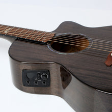 Load image into Gallery viewer, ISUZI Deluxe I Performer series Electro Acoustic Guitar