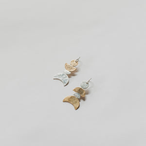 Many Moons Earrings