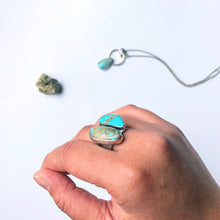 Turquoise Sister Ring