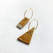 Owyhee Jasper Mismatch Earrings